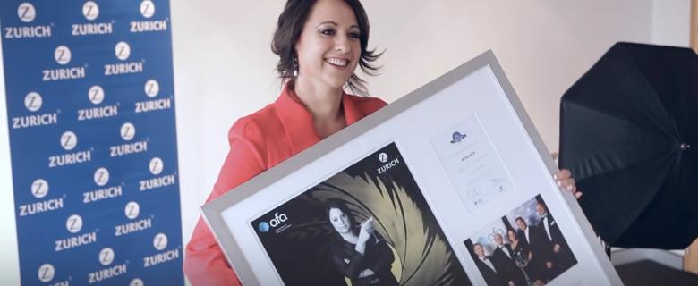 AFA Adviser of the Year Award Winner video