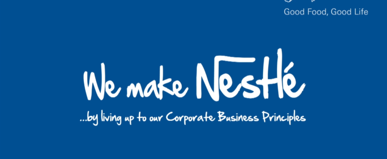 """We Make Nestlé"" video"
