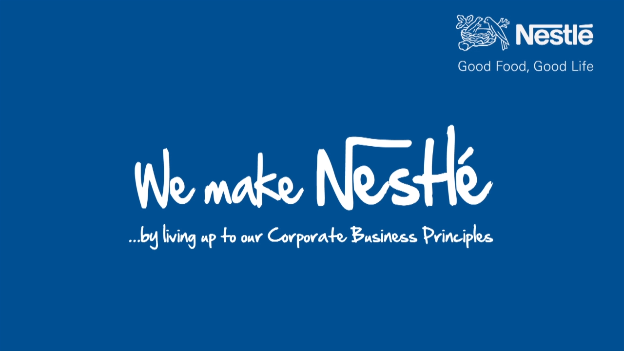 We Make Nestlé