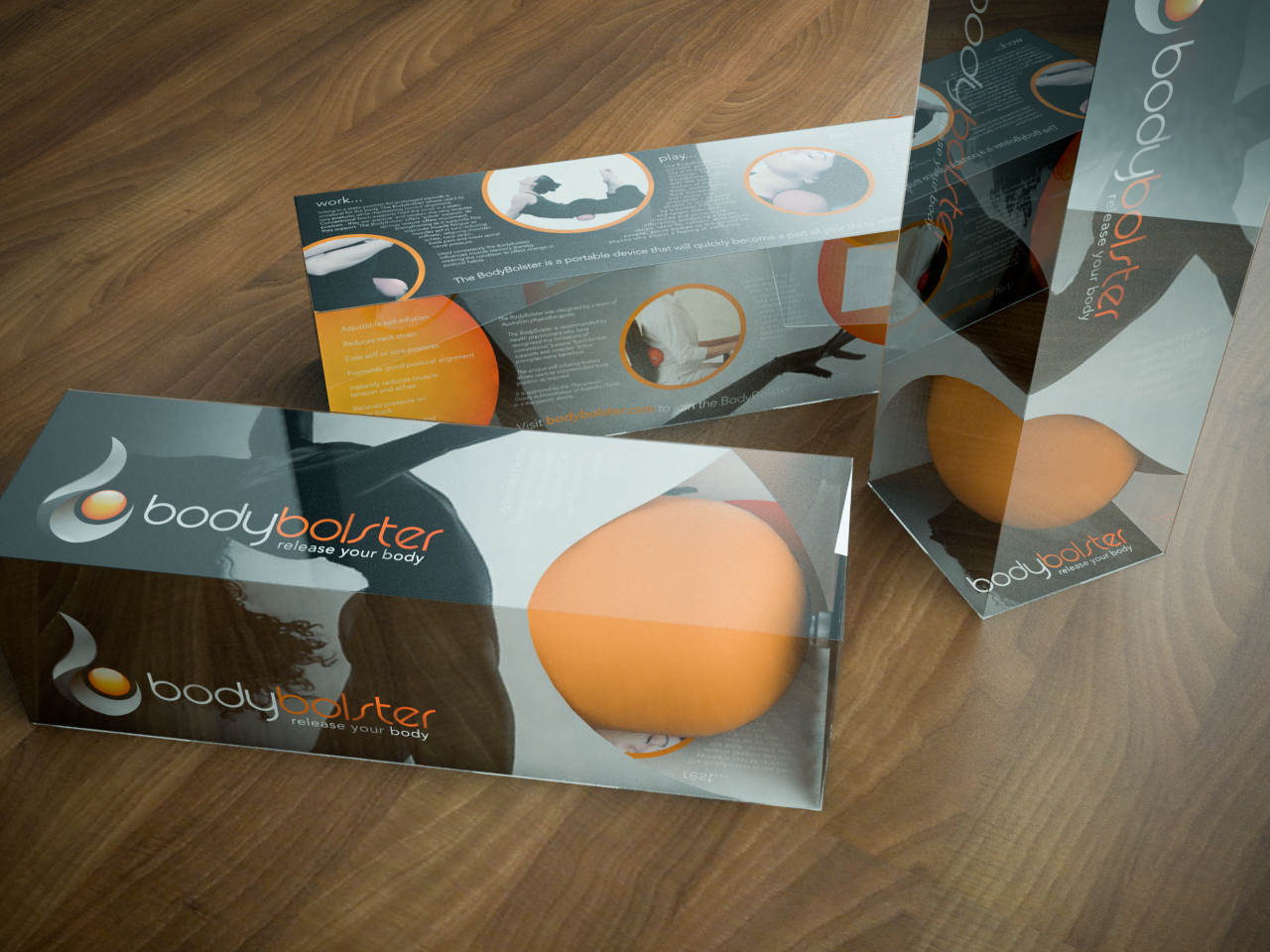 bodybolster packaging