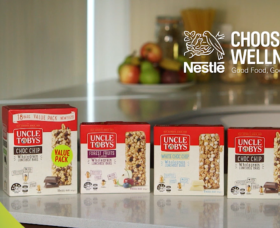 Nestlé Bar and Grain Infomercials