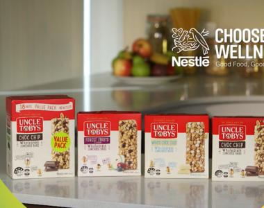 Nestlé Bar and Grain Infomercials