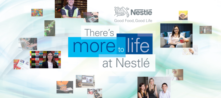 Nestlé Graduate Recruitment